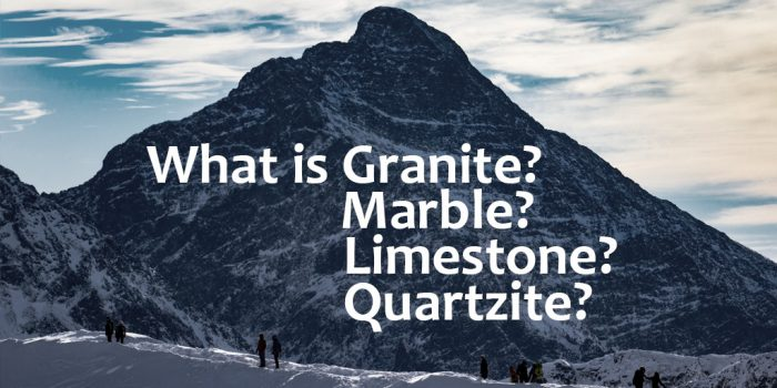 What is granite